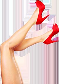 pantyhose legs video - super model
