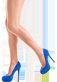 pantyhose legs video - super model2